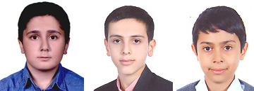 گروه  محمدرضا منعمیان - محمدامین طاهری - حسین حیدری