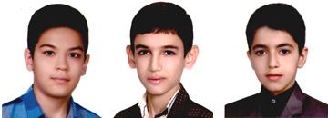 گروه محمد شانه ساززاده - محمدهاتف باقری - سید متین احمدی